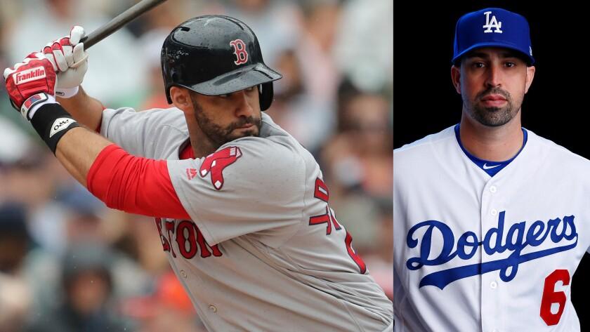 Dodgers hitting coach revitalized J.D. Martinez's swing despite lack of MLB credentials