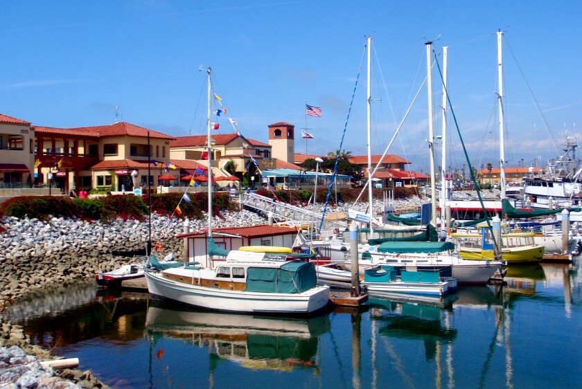 Boating options in Southern California