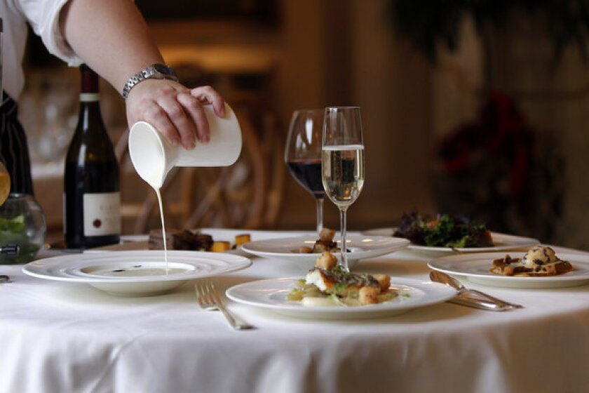 Restaurants are facing increased sales but also healthcare costs and wary consumers in 2013.