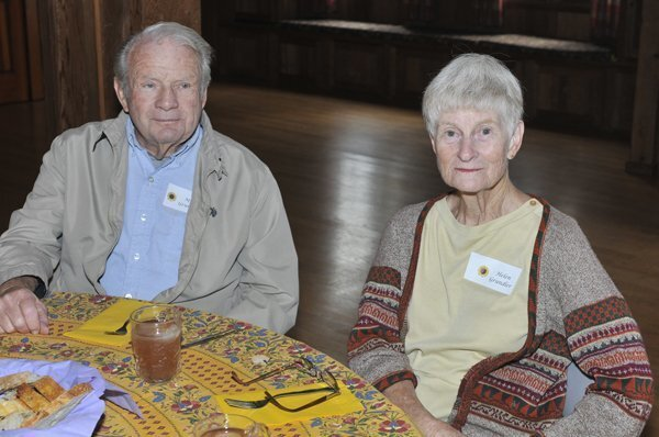 Mike and Helen Grundler