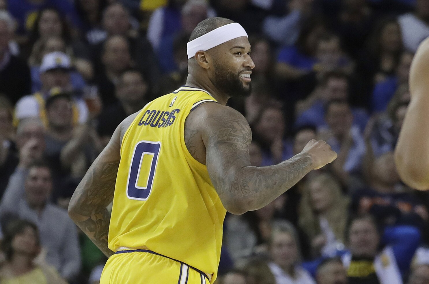 Lakers! How Paul George's past informs DeMarcus Cousins' future
