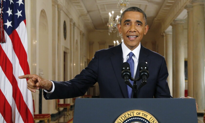 President Obama discusses his executive action on immigration during a nationally televised address from the White House.