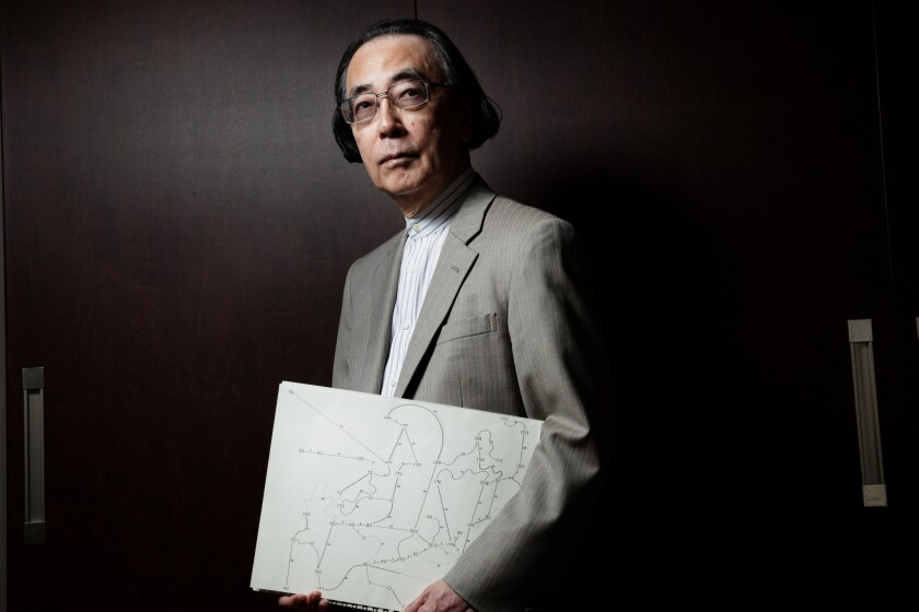 Japanese composer Toshi Ichiyanagi is little known in U.S.
