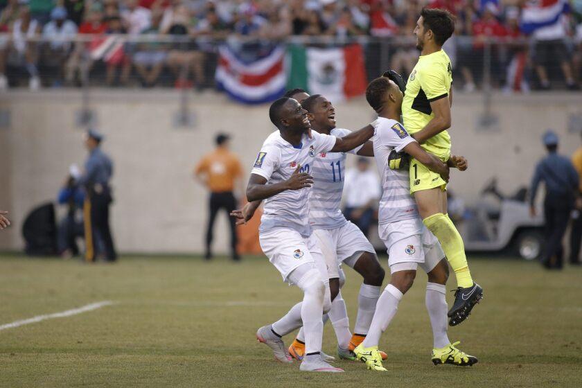 Panamá vs. Trinidad
