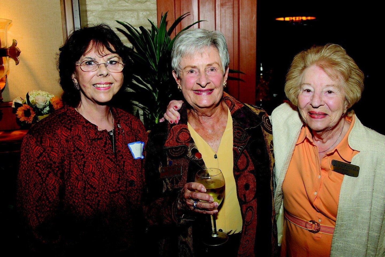 Optimist Club dinner 2011