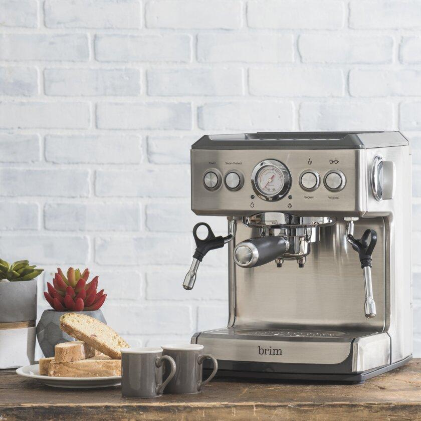 Brim - 19 Bar Espresso Maker