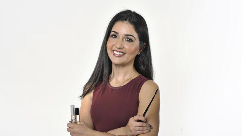 Natashah Torki, managing partner and COO at Beauty By Dolly. (Rick Nocon)