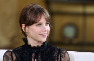 When 'A Monster Calls,' Felicity Jones tries to remain rooted in reality