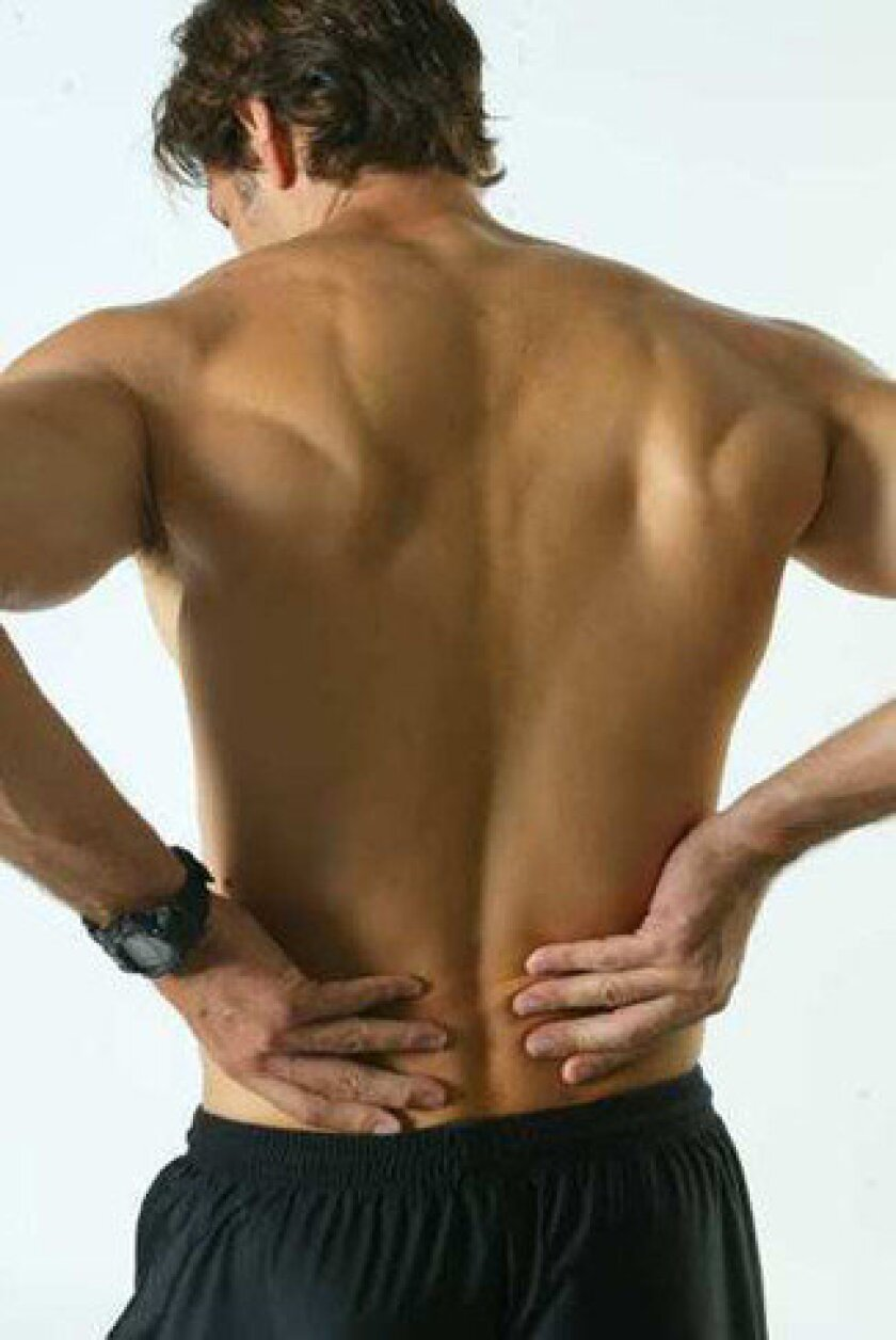 A new study of back pain patients found that certain brain patterns can predict fairly well who will go on to develop chronic pain and who will not.