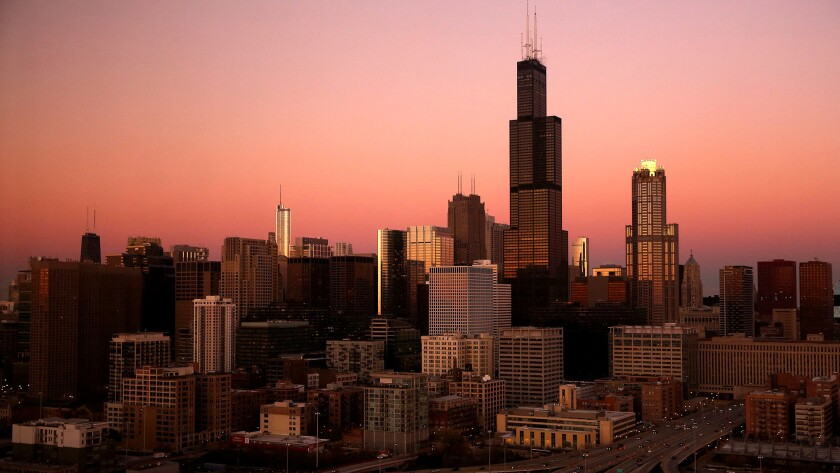 Could ChicagoÌs Willis Tower get a new name (again)?