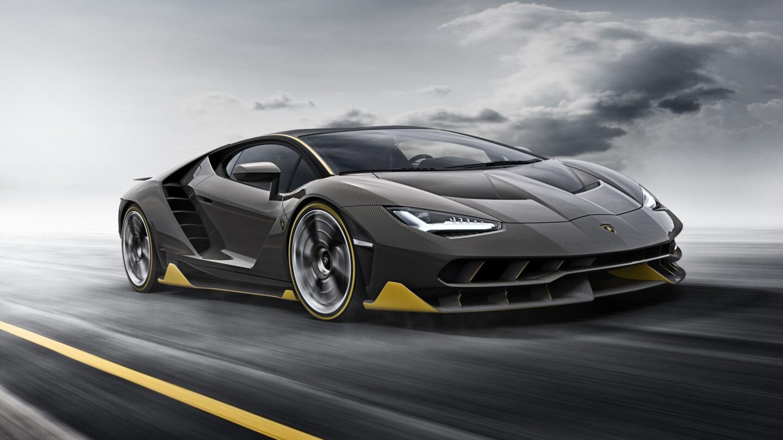 The Lamborghini Centenario will feature a massive 770 horsepower engine and start at just under $2 million.