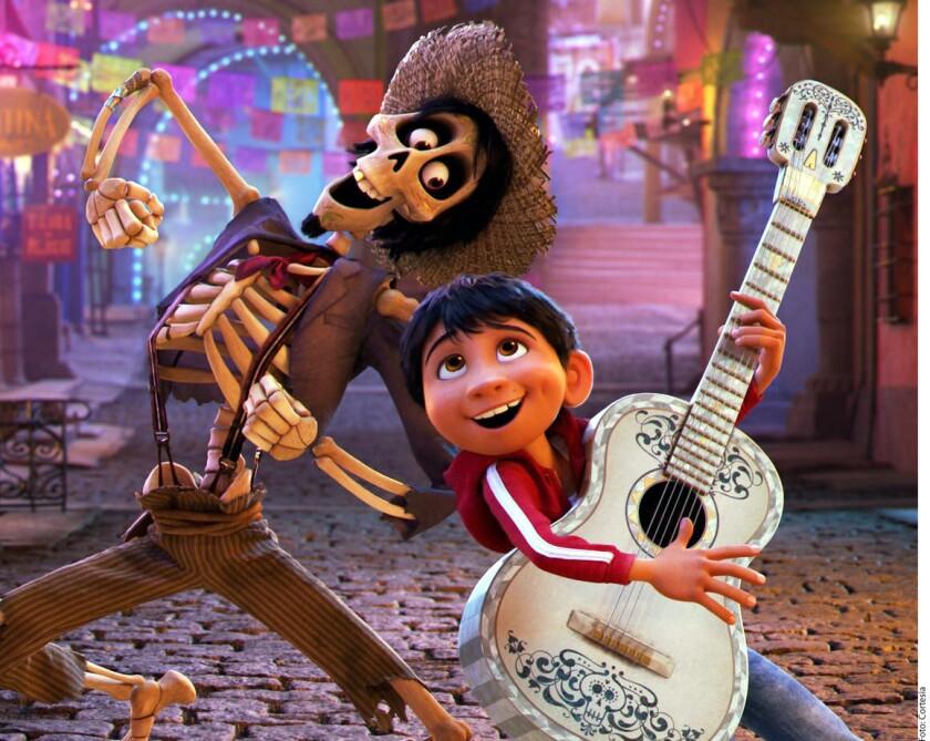 El triunfo de Coco en los Globos de Oro como Mejor Película Animada sacó a relucir nuevamente el orgullo por la cultura mexicana tanto en el público del País, como en los realizadores de la cinta.