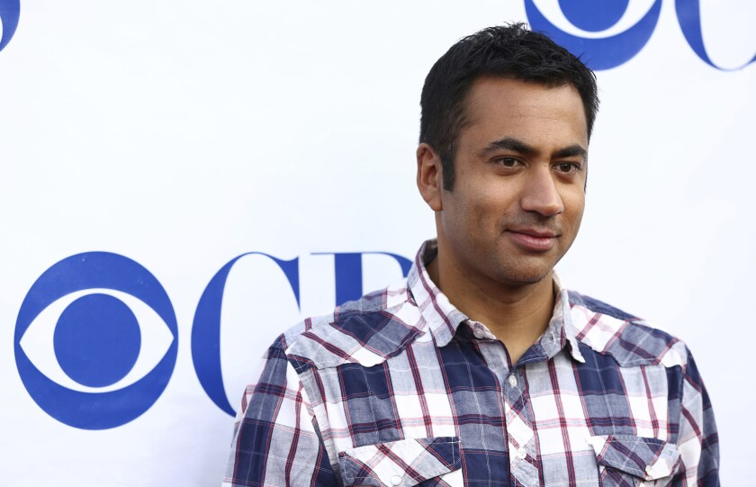 Actor Kal Penn turned online harassment into a fundraising campaign on behalf of the International Rescue Committee.
