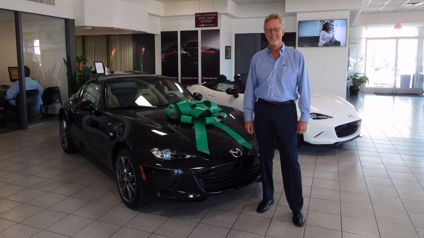 Mazda Dealership San Diego >> John Hine Dealership Celebrates 60 Years In San Diego 75 Years In