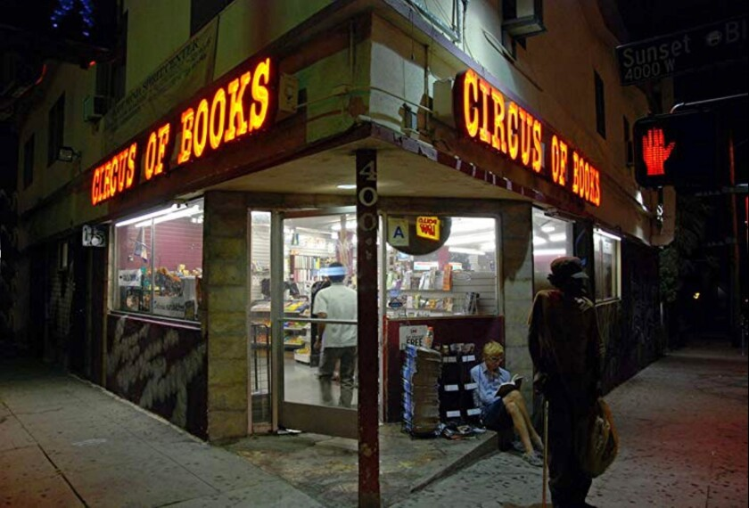 The now-defunct LGBTQ erotica bookstore Circus of Books, formerly in West Hollywood, was a hub for the LGBTQ community from its founding in 1982 until its recent shuttering in February. The shop gets the documentary treatment for Netflix and will screen as Outfest's opening night centerpiece.