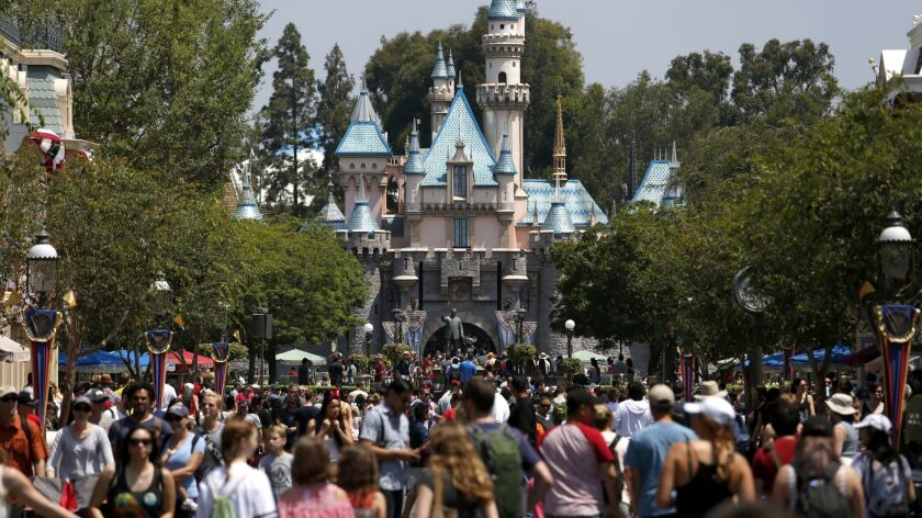 State Says Disney Failed To Properly Clean Cooling Towers