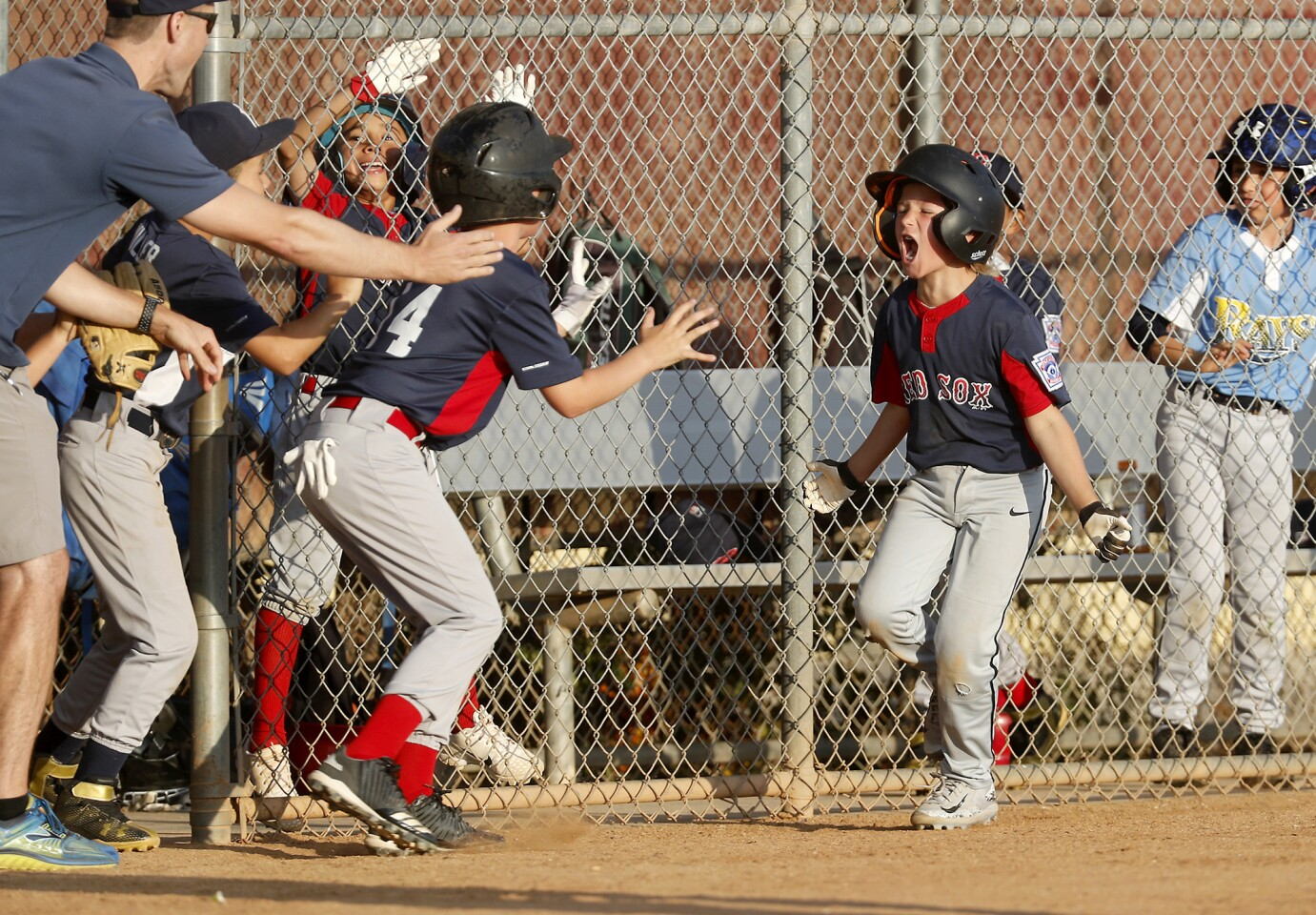 Photo Gallery: Costa Mesa American Little League vs. Costa Mesa National Little League in the District 62 Tournament of Champions Minor B Division