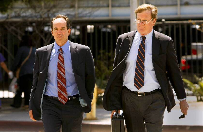 Ex-KPMG auditor Scott London is charged