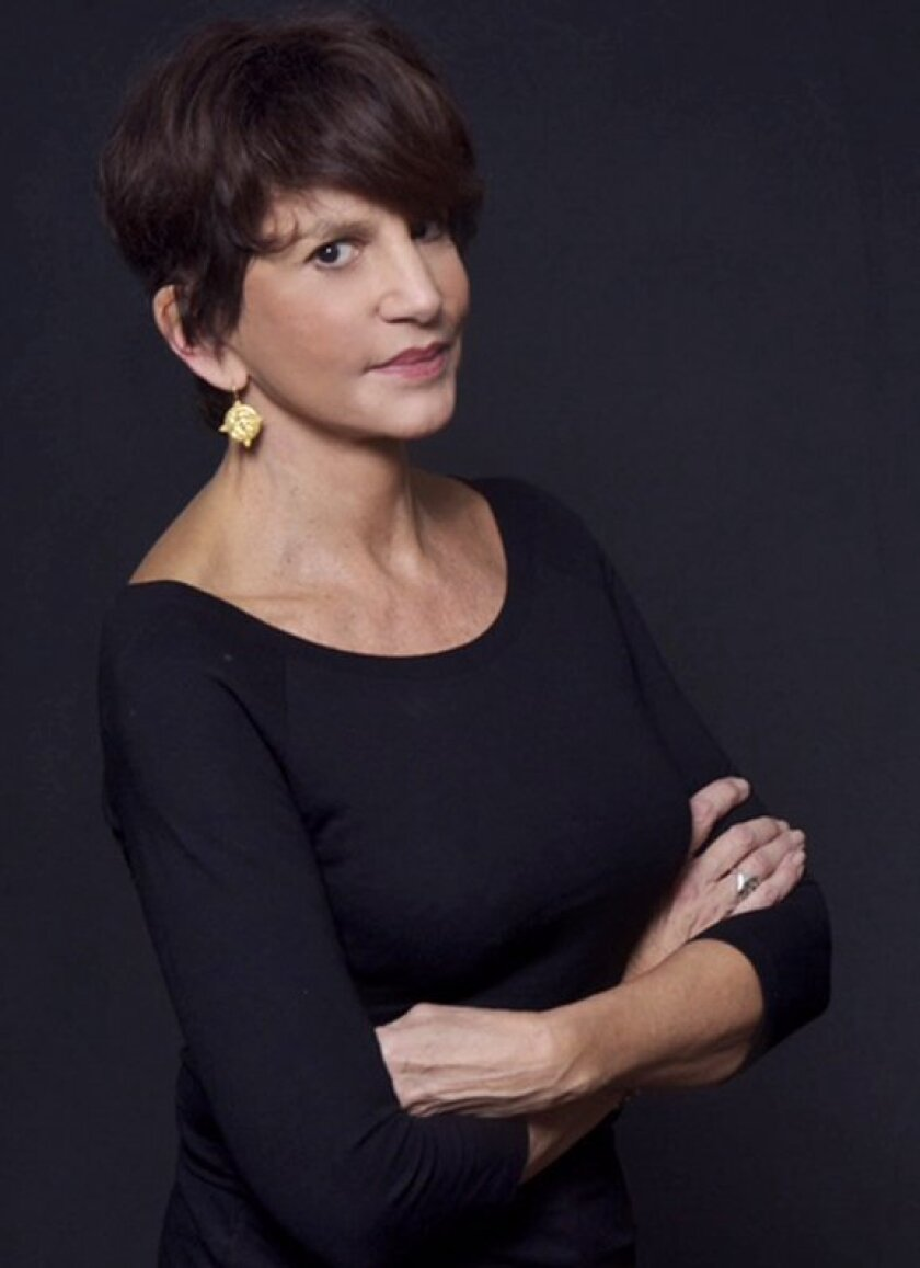 Mercedes Ruehl stars in 'Full gallop' at The Old globe Theatre