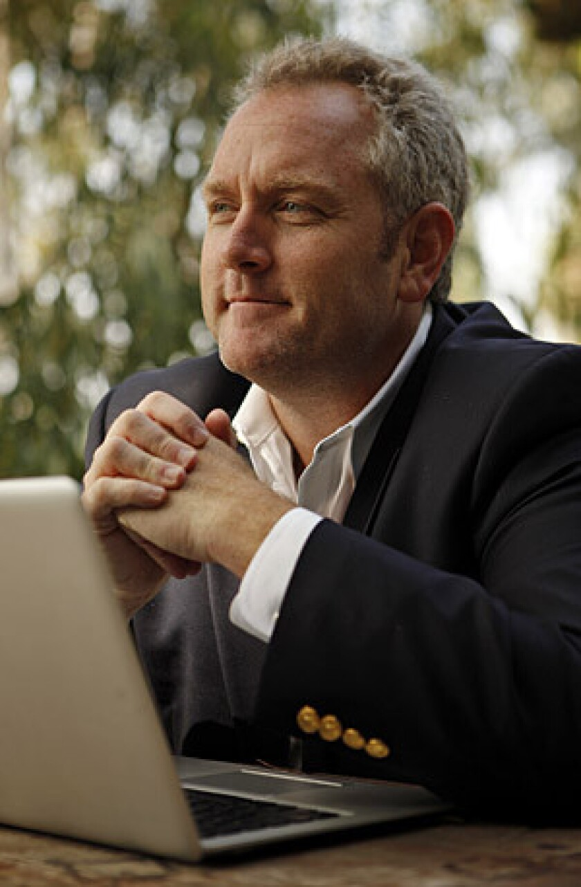 'I was looking for intellectual architecture to frame my belief in nothing.' -- Andrew Breitbart, of his college days.