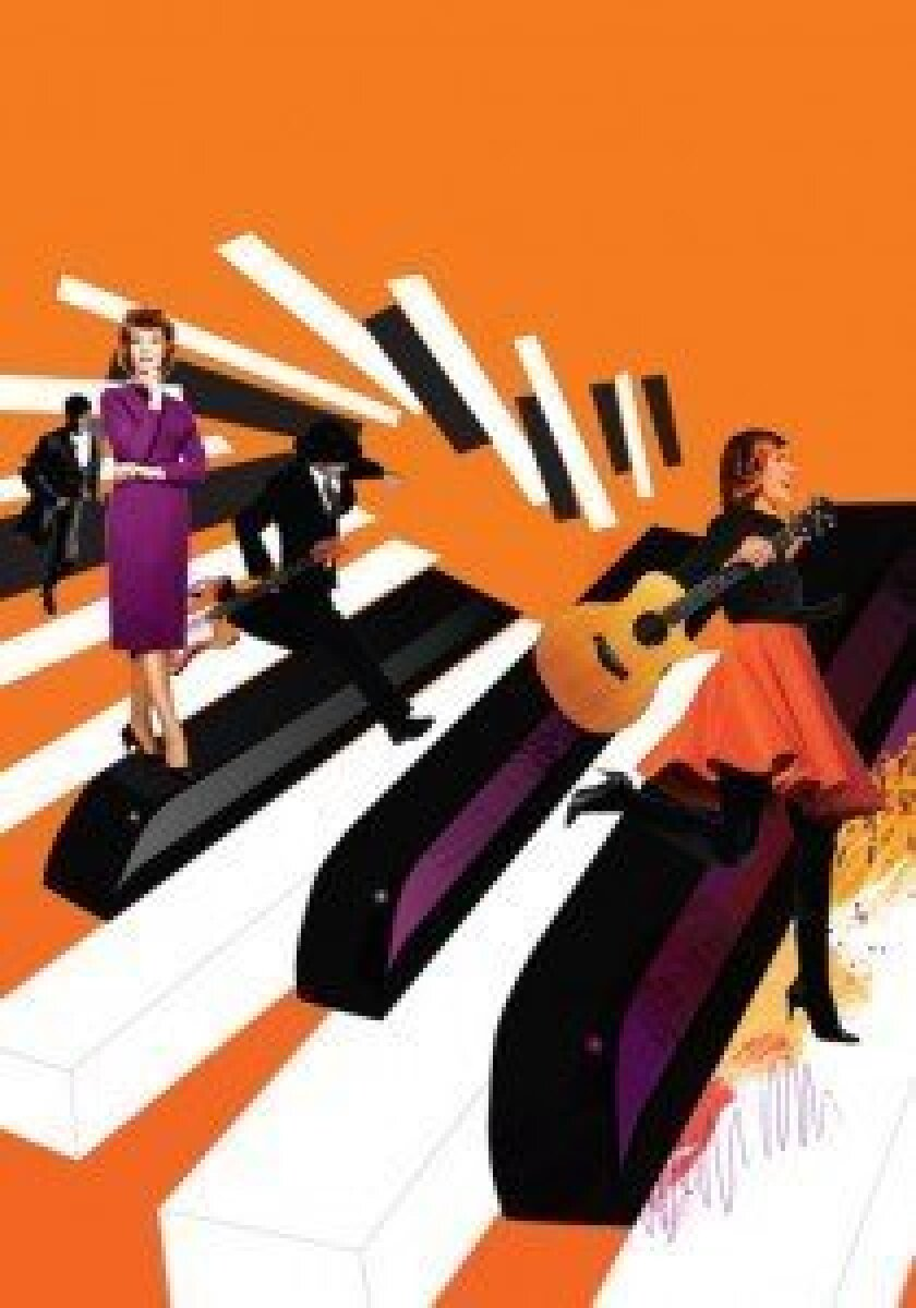 La Jolla Playhouse stages 'Chasing the Song' through June 15.