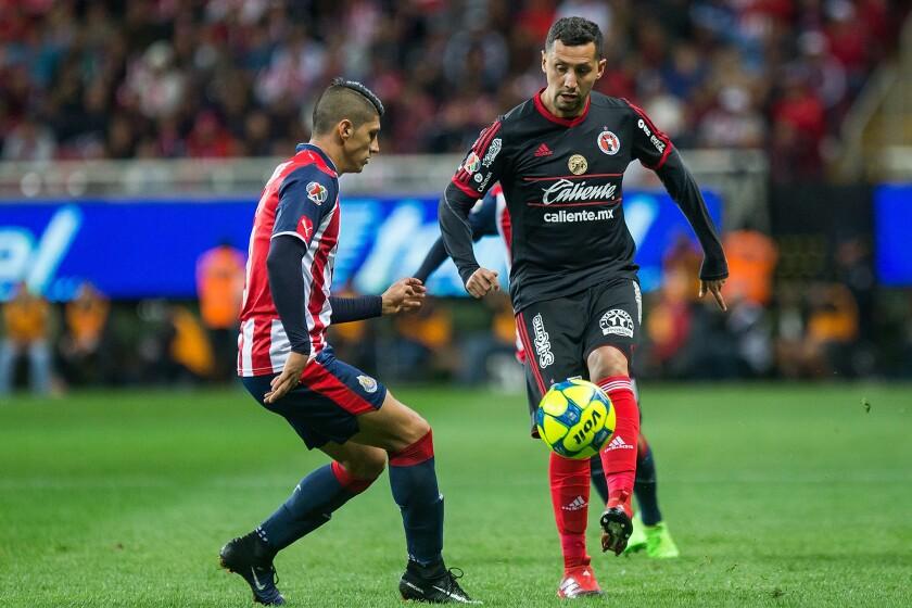 Con la victoria lograda el pasado fin de semana ante el Guadalajara, el Club Tijuana llega este fin de semana en lo más alto de la tabla de clasificación del Torneo Clausura 2017.