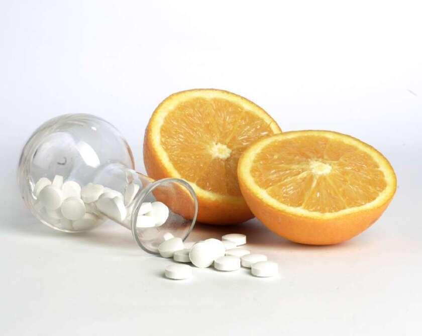 Vitamin C sedentary obesity exercise