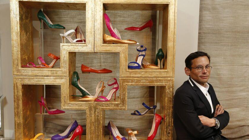 Santiago Barberi Gonzalez, creative director of Nancy