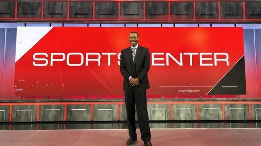 Doug Glanville SportsCenter