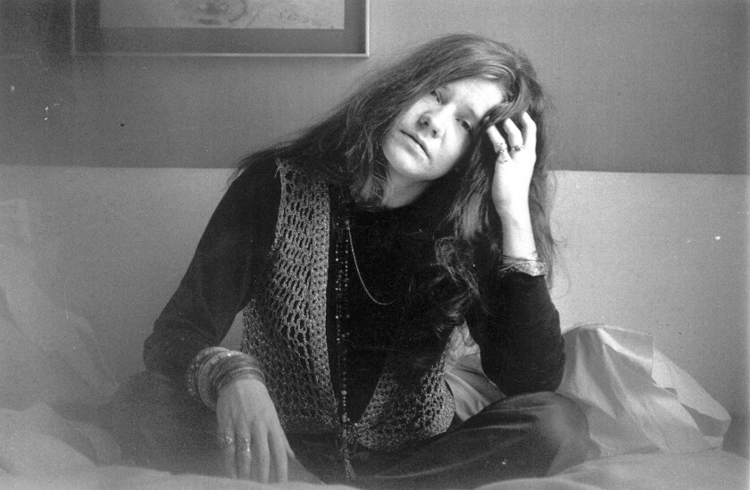 A new documentary tells the story of Janis Joplin using stills, interviews and archival footage.