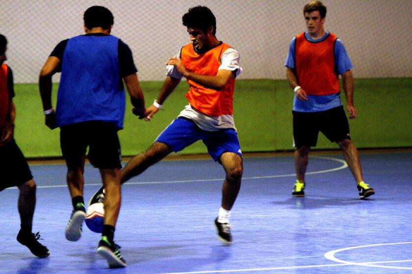 Futsal in L.A.