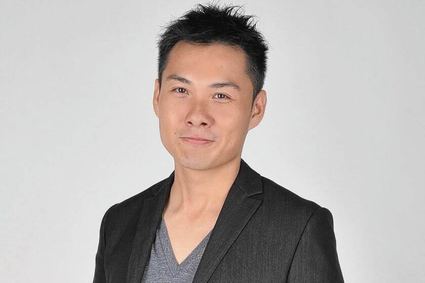 """Director Anthony Chen, director of the movie """"Ilo Ilo."""""""