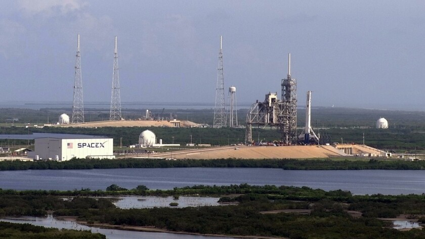 Kennedy Space Center in Cape Canaveral, Fla.