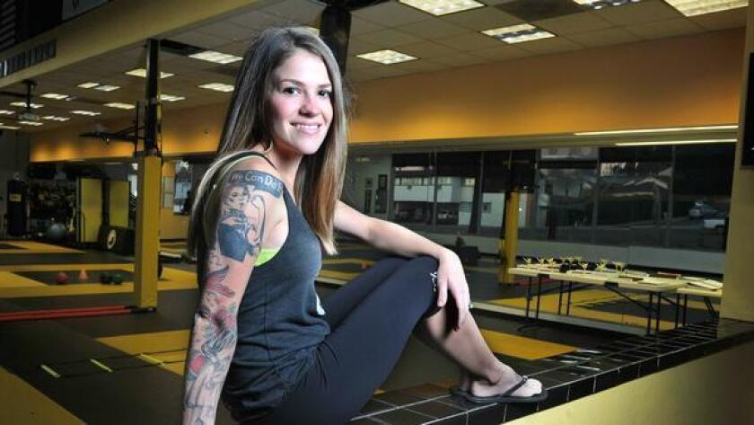 Brittney Hogan is the owner of Virago Fitness, a footwear and apparel company.