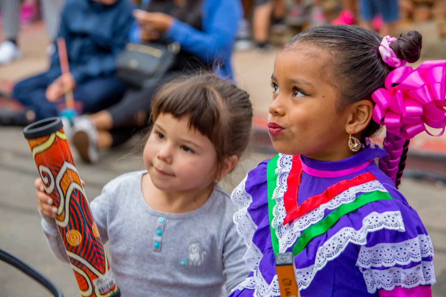 Possibly the most iconic party in San Diego, the 34th annual Fiesta Old Town Cinco de Mayo celebration took place from Friday, May 5 to Sunday, May 7 in Old Town. (Bradley Schweit)