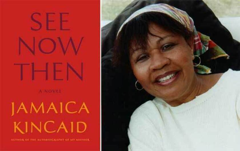 Jamaica Kincaid scrolls through time in 'See Now Then'