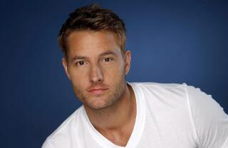 Justin Hartley of 'This Is Us' binge-watches 'House of Cards' and 'Westworld'