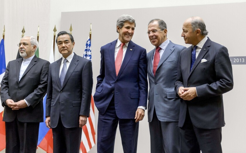 Iran sanctions: Dancing with Tehran