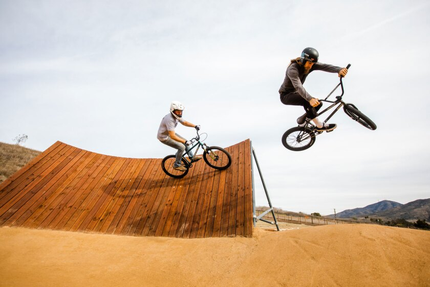 The Sweetwater Bike Park is now open to the public.