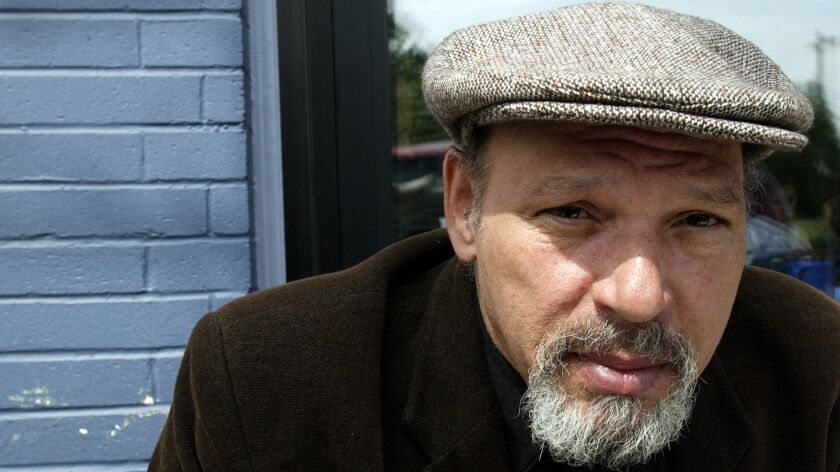 August Wilson, photographed in 2003.