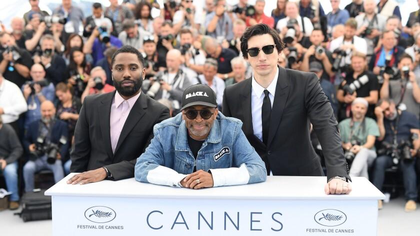 """Blackkklansman"" Photocall - The 71st Annual Cannes Film Festival"