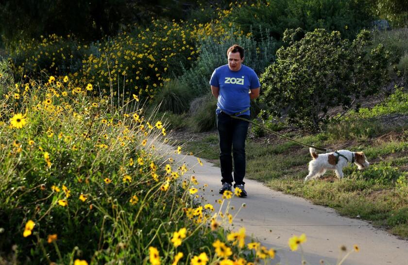 L.A. Walks: Ascot Hills