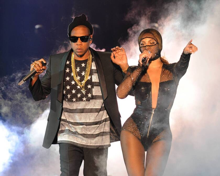 Today in Entertainment: Beyoncé and Jay Z appear to have
