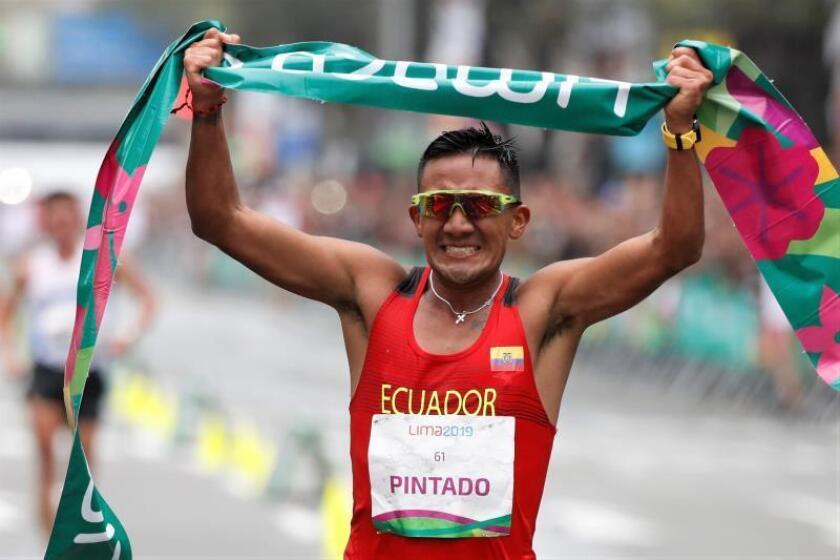 Brian Daniel Pintado da oro a Ecuador; Brasil y Guatemala completan el podio