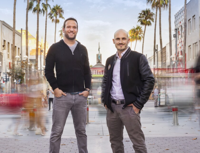 Former Vivendi Games executive Ben Kusin and producer Ariel Horn