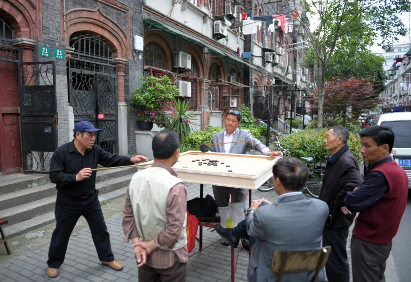 Shanghai, a haven for Jews during World War II