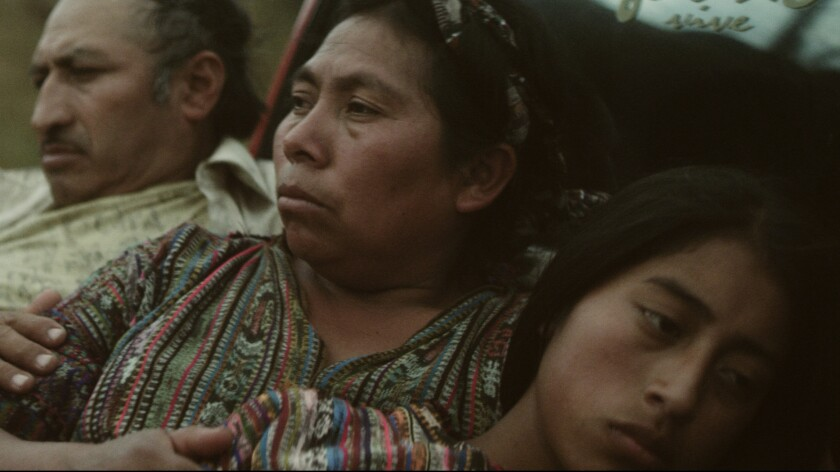 "A still from ""Ixcanul"""