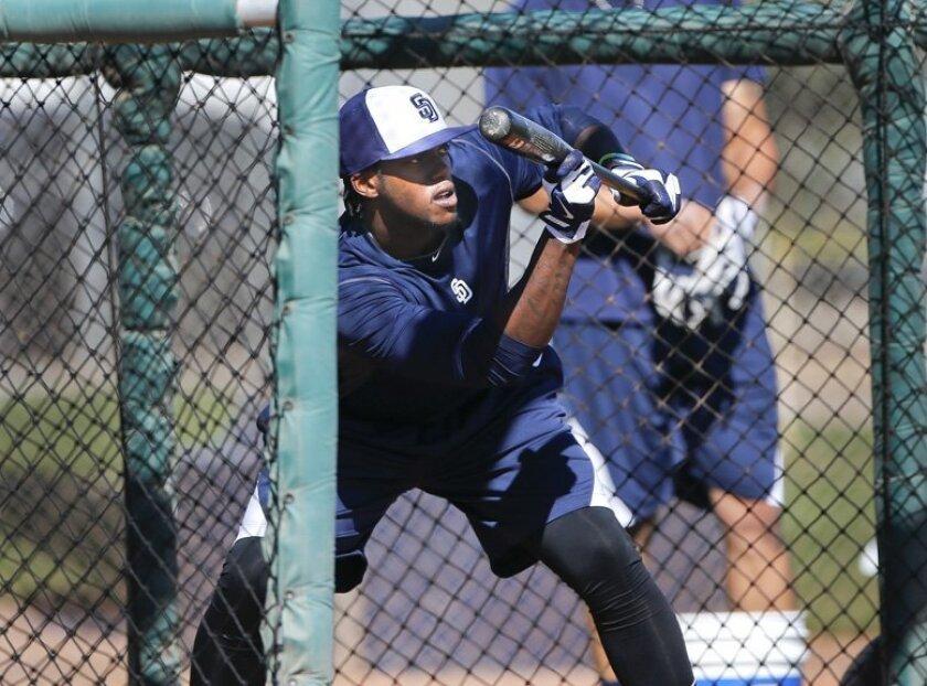 Padres Spring Training 2/15/14