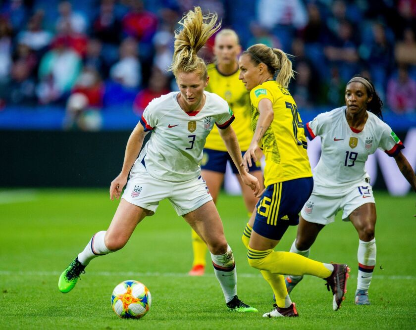 FIFA Women's World Cup 2019, Le Havre, France - 20 Jun 2019