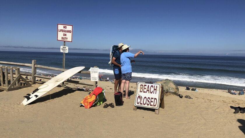 The attack off Newcomb Hollow Beach in Wellfleet, Mass., was the first fatal shark attack in Massachusetts since 1936.